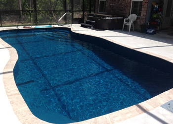 Fiberglass Swimming Pool Models | Tallahassee Pools Florida